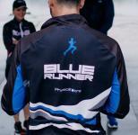 Logo Club de course à pied Blue Runner